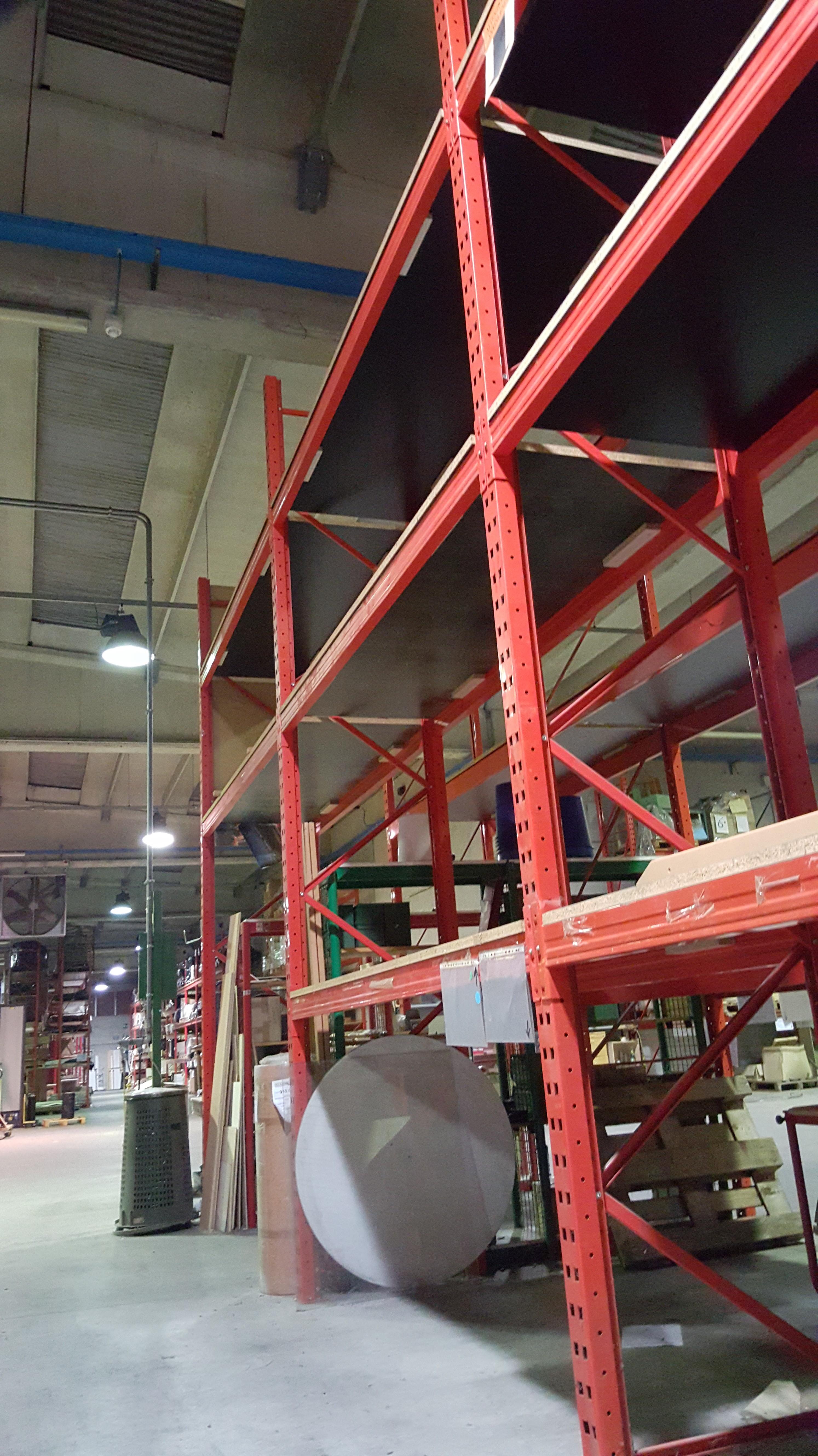 Scaffali Porta Pallet Usati.Scaffali Usati Porta Pallet Sga Scaffalature E Soluzioni Logistiche