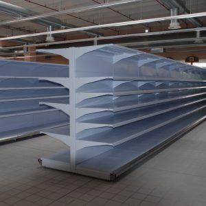 Scaffali A Gondola Prezzi.Scaffali A Gondola Archivi Sga Scaffalature E Soluzioni Logistiche