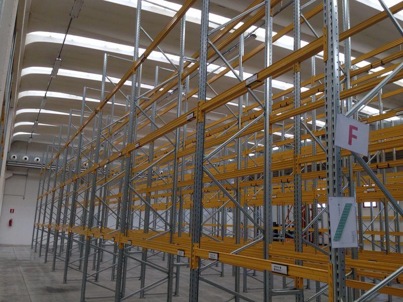 Scaffali usati sga scaffalature e soluzioni logistiche