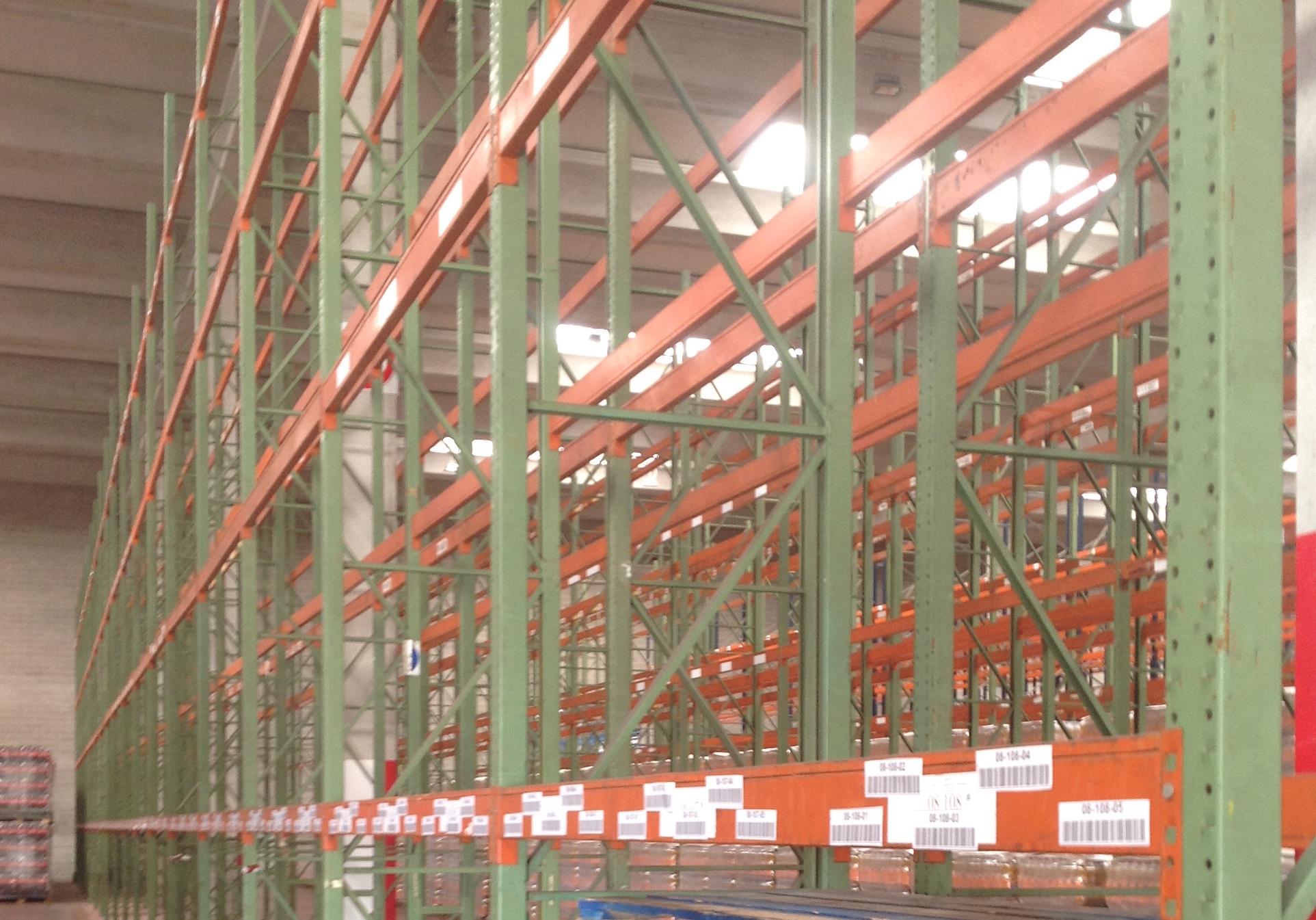 Scaffalature Industriali Usate.Scaffalatura Industriale Usata Sga Shopmetalshelves