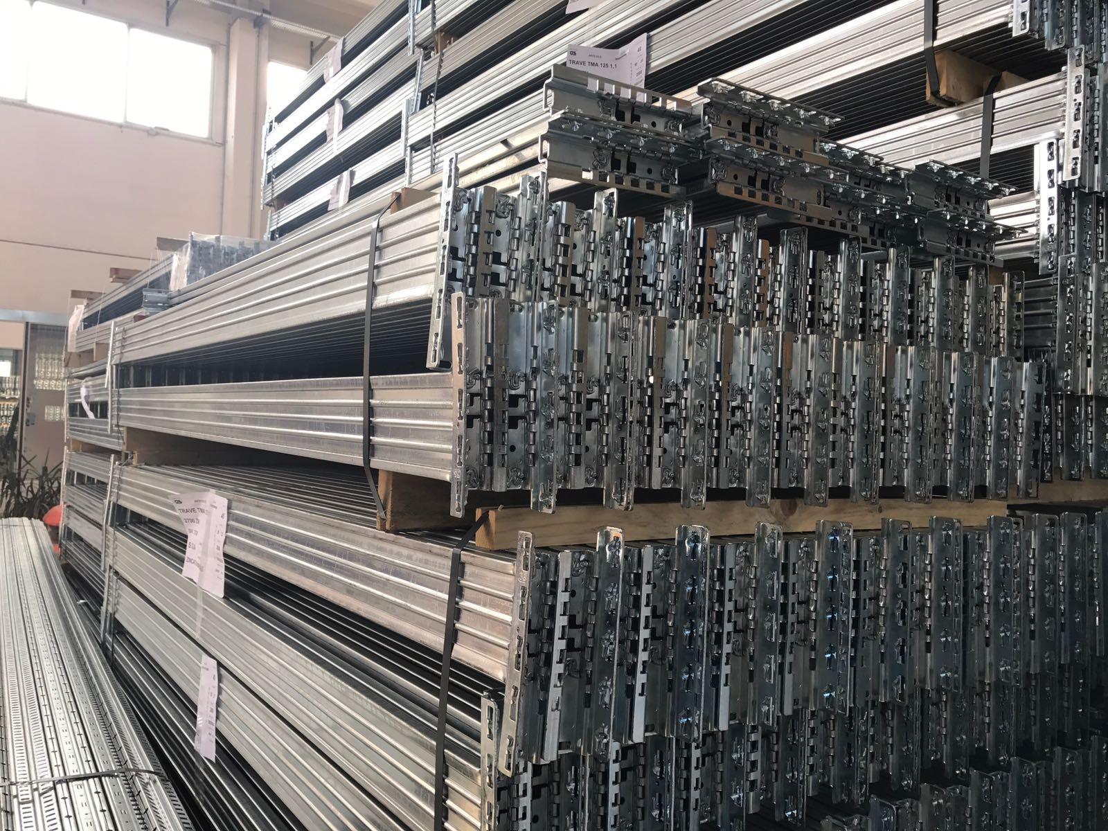 Scaffalature Industriali Modulblok.Scaffalatura Portapallet Modul Blok Sga