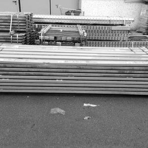 Scaffali portapallet Toyota usati metallici industriali - SGA Shop Metal Shelvrs