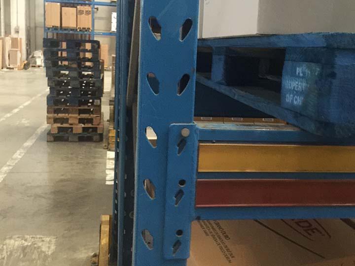 Gamma Italia Scaffalature.Scaffalatura Usata Sga Scaffalature E Soluzioni Logistiche