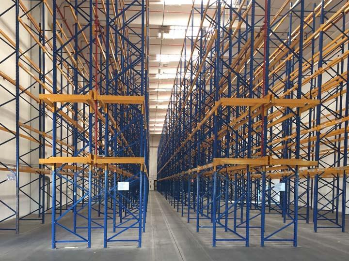 Scaffali Usati Jungheinrich.Scaffalature Usate Sga Scaffalature E Soluzioni Logistiche