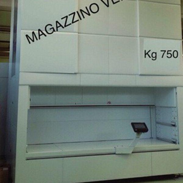 Magazzini verticali automatici